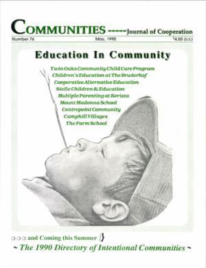 Communities Magazine 76