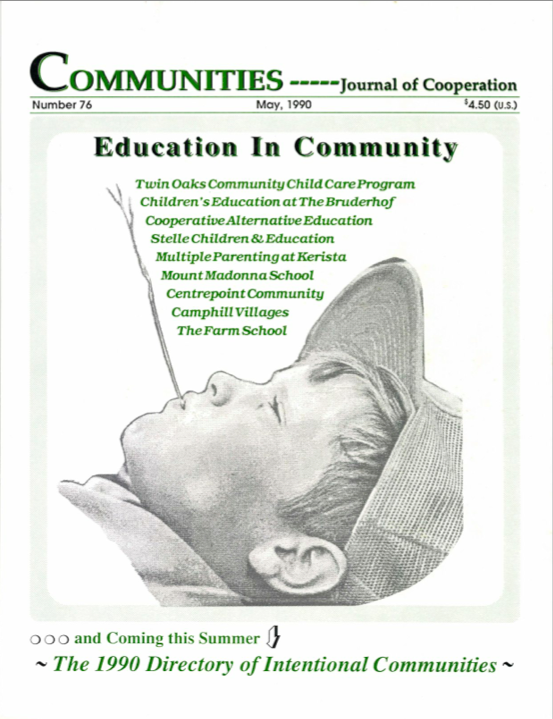 Communities Magazine 76