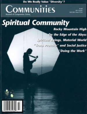 Communities Magazine 124