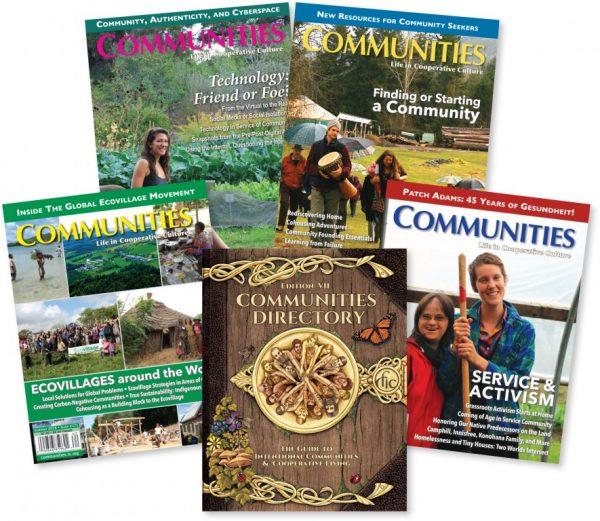 Communities Directory + Communities magazine subscription