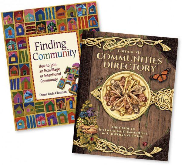 Communities Directory + Finding Community