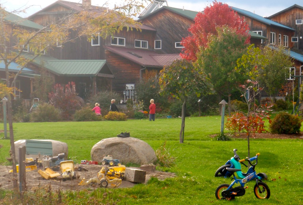 Intergenerational Cohousing