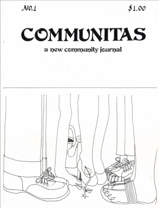Communitas 1 Cover