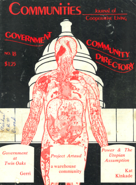 Communities Cover #18