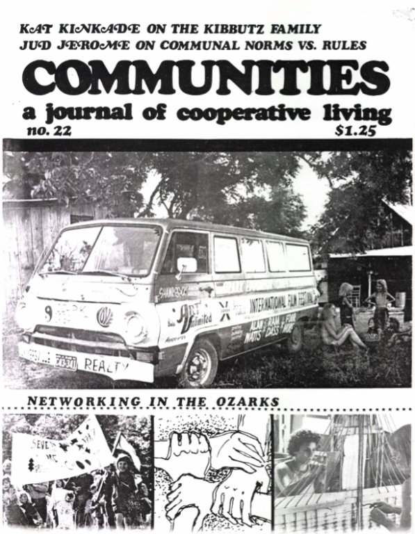 Communities Cover #22