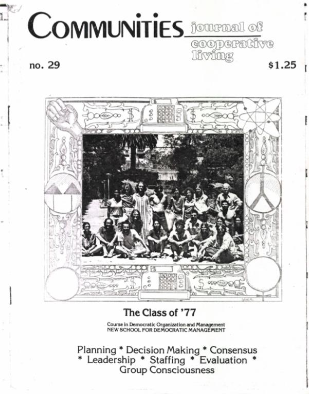 Communities Cover #29