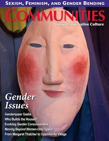 Renewable Energy - Communities Magazine Cover - Winter #161