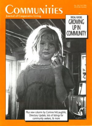 Communities Magazine #84