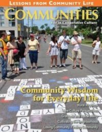 Communities Magazine 159