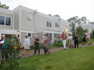 Burlington Cohousing's Excellent Solar Adventures
