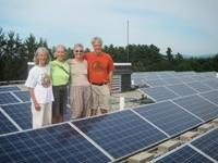 Burlington Cohousing's Excellent Solar Adventures