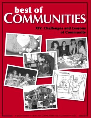 Challenges and Lessons of Community