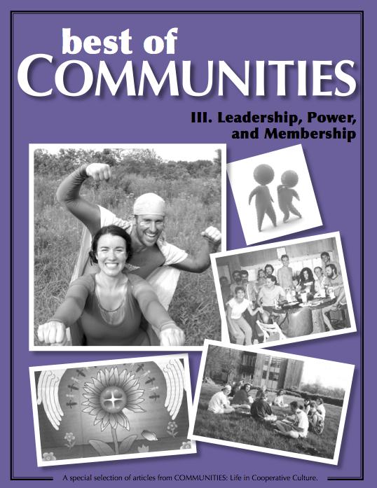 Best of Communities Vol III digital compilation