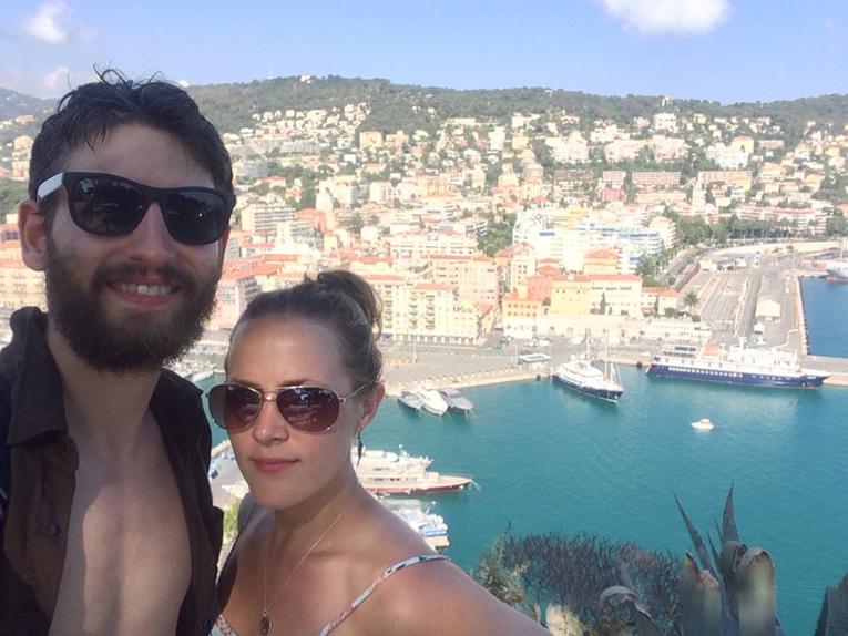 Overview of Port de Nice, France_web