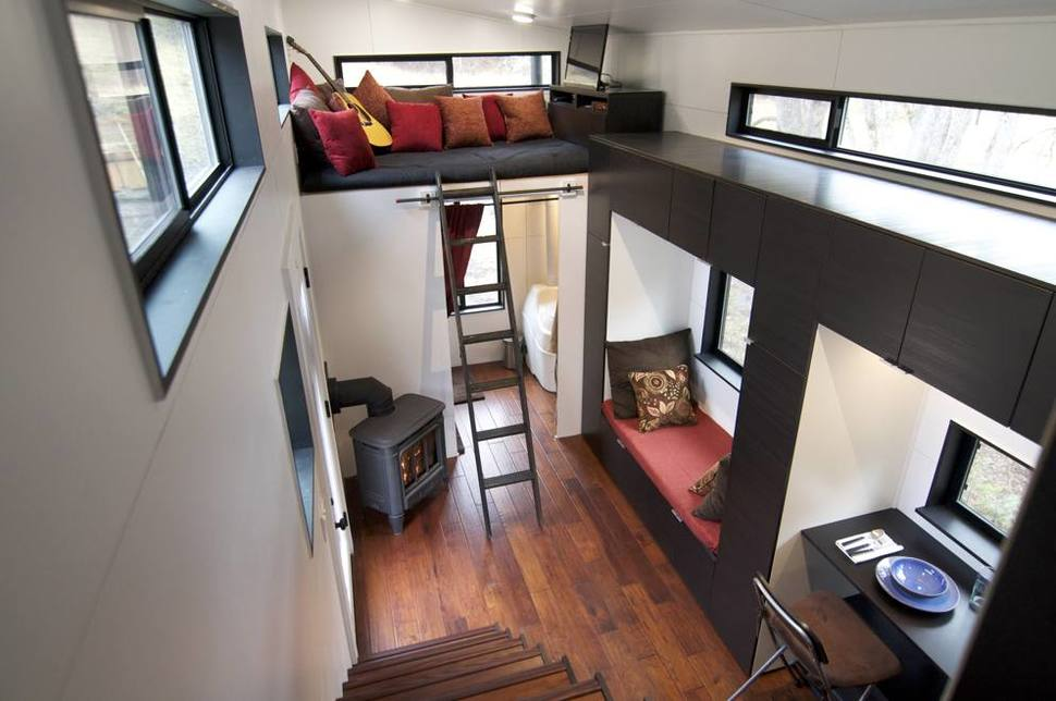 Beautiful Tiny Home costs couple only $22,000