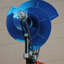 Nautilus Shaped Wind Turbine