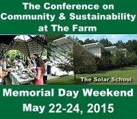 The Farm Conference on Community & Sustainability