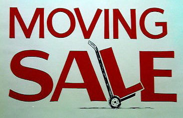 FIC Eco-Office Moving Sale