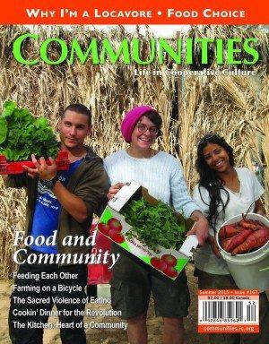 Communities magazine #167 Summer 2015