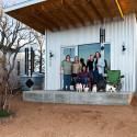 Best Friends Build Tiny House Village