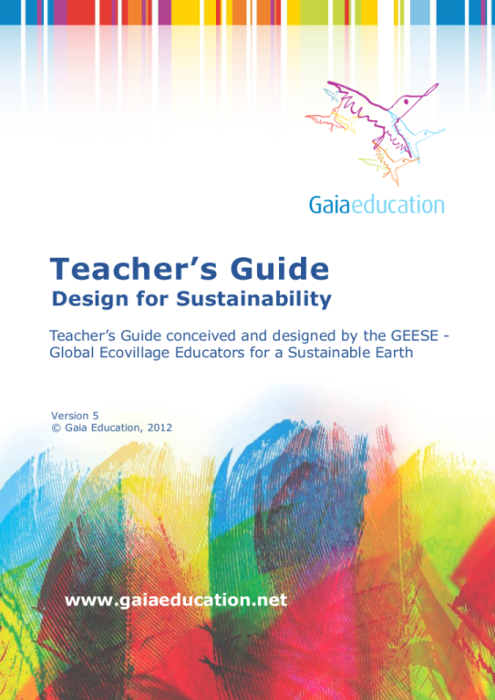 GaiaEducation_TeachersGuide