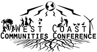 West Coast Communities Conference 2015 Logo