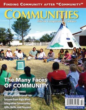 Communities magazine winter #169