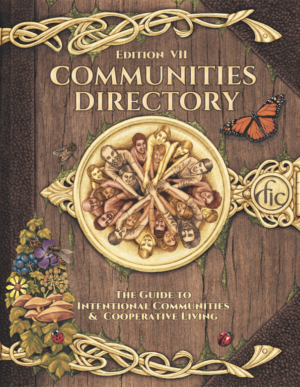 Communities Directory print book