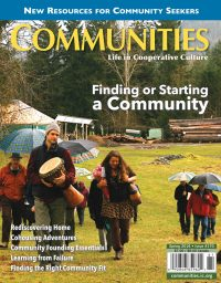 Communities magazine #170 Spring 2016