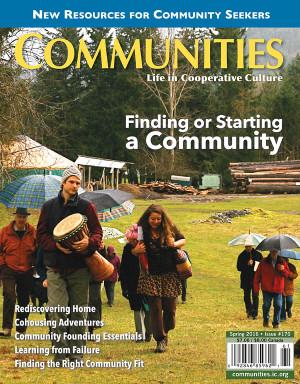 Communities magazine #170