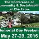 The Farm Communities Conference 2016 – Don't miss it!