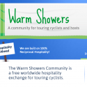 Going Biking This Summer? Try Out This Network For A Shower and A Place to Stay