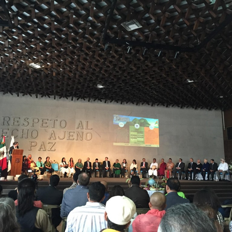 Conference Mexico City