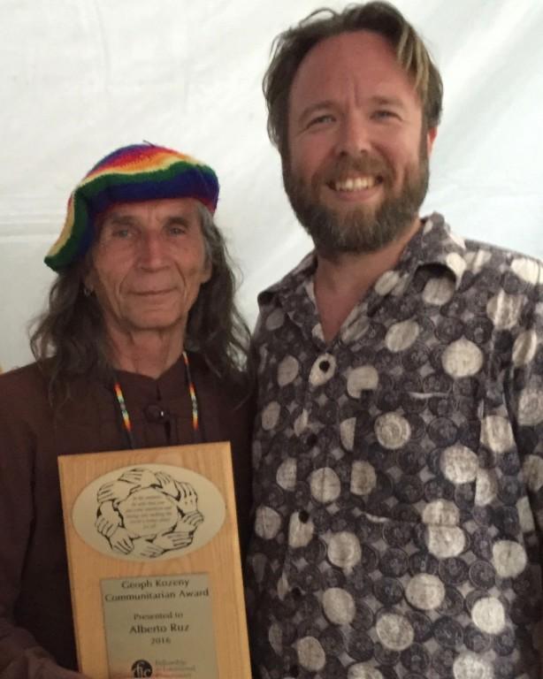 Sky and Alberto Kozey Award