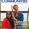 Communities Fall Issue – Service & Activism