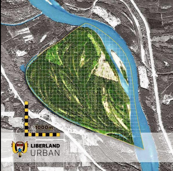 The Micro-Nation Of Liberland Could Be The World's Biggest