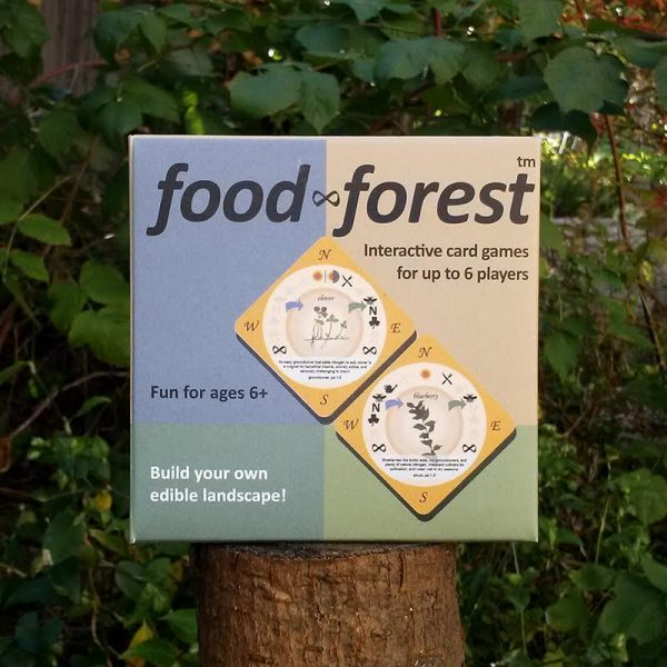 Food Forest deck