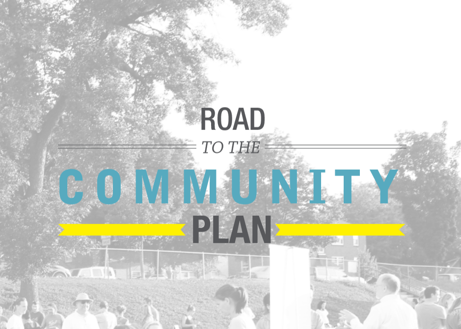 Road to the Community Plan