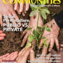 Social Permaculture, and Public vs. Private, #173 Contents