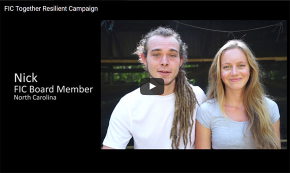 Together Reslient Campaign YouTube