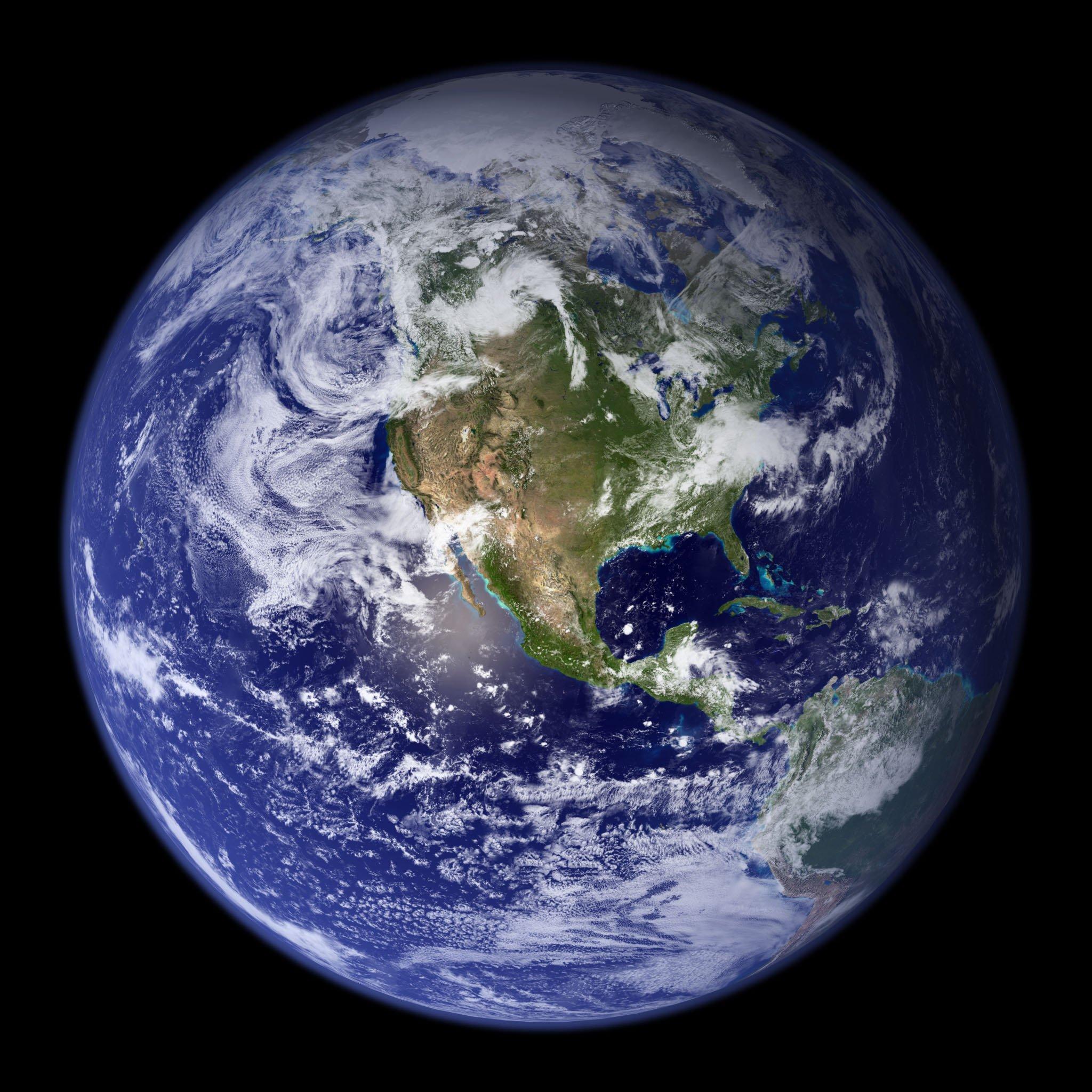 earth blue planet
