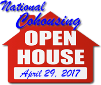 National Cohousing Open House April 2017