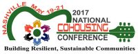 National Cohouising Conference May 2017