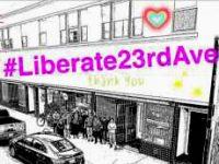 Liberate 23rd Avenue