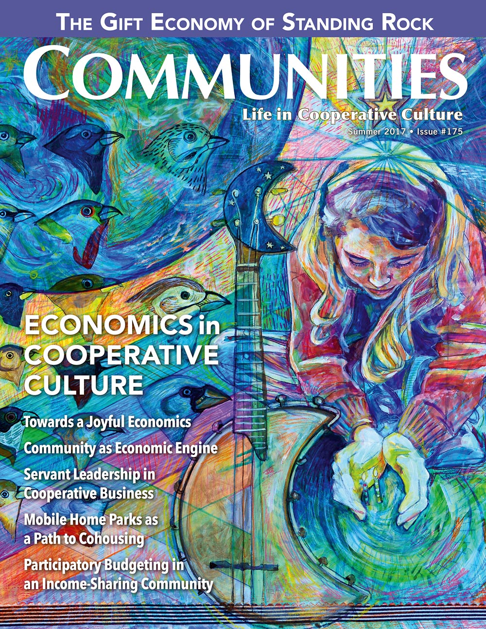 Communities magazine #175 Summer 2017