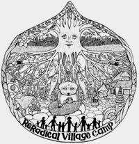 ReRadical Village Camp Graphic-Logo