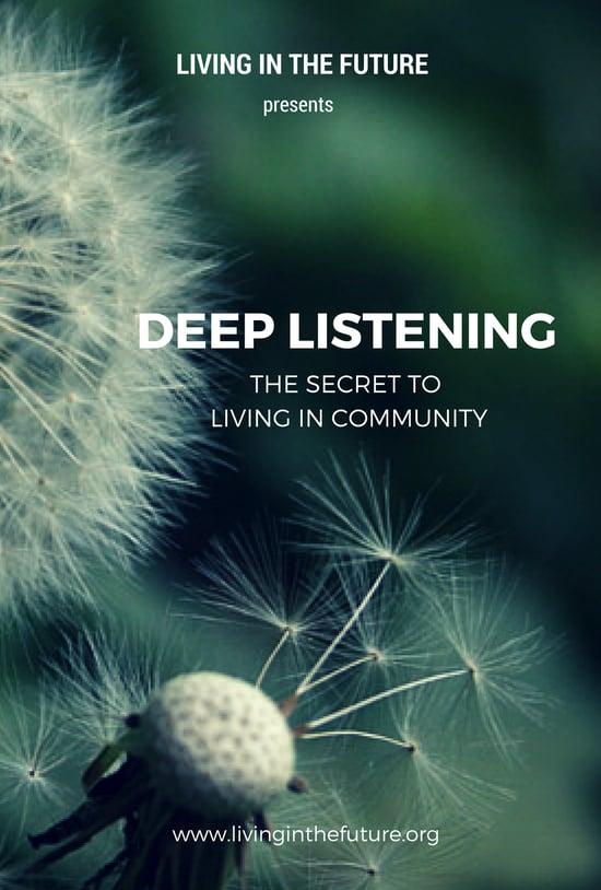 Deep Listening DVD