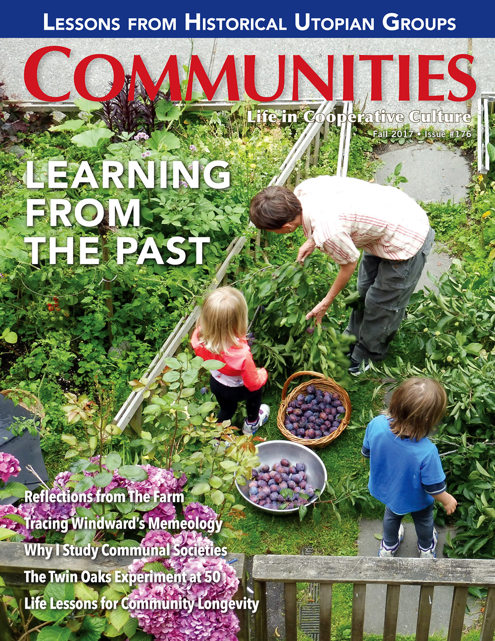 Communities magazine #176 - Learning From The Past