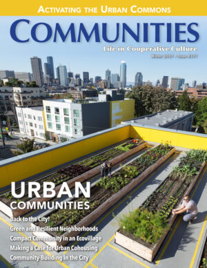 Communities magazine #177 Urban Communities