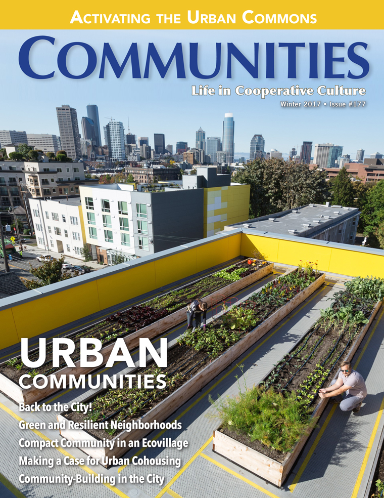 Winter #177 Communities magazine